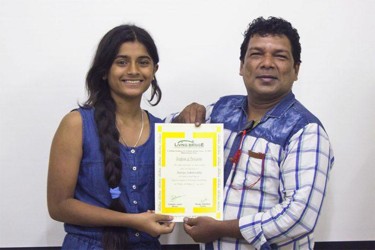 Creative Writing Certificate Course Pune