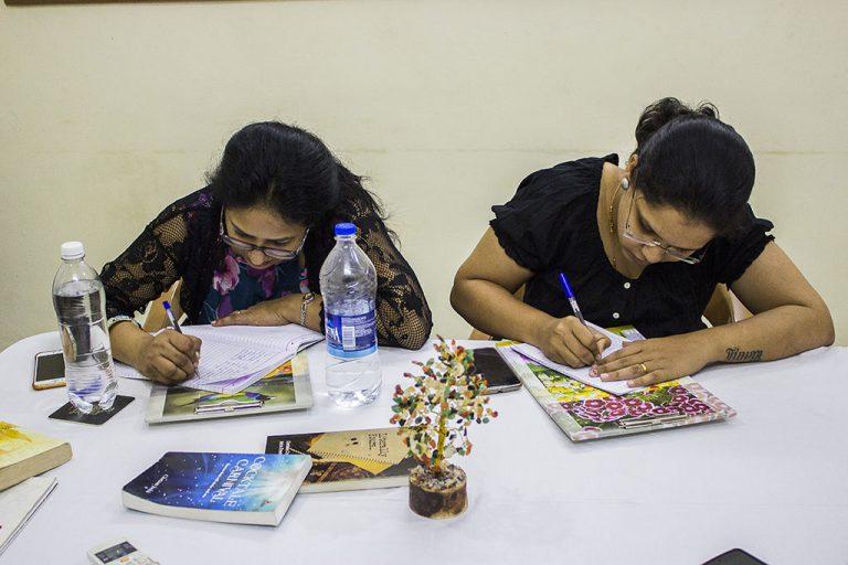Creative Writing Workshop Living Bridge