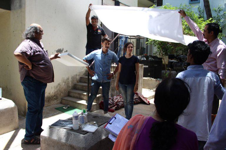 Filmmaking Workshop short film pune 4