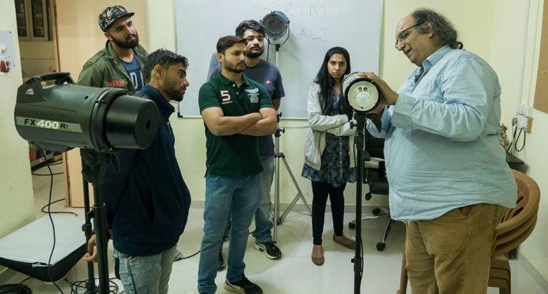 Learn Studio Photography India